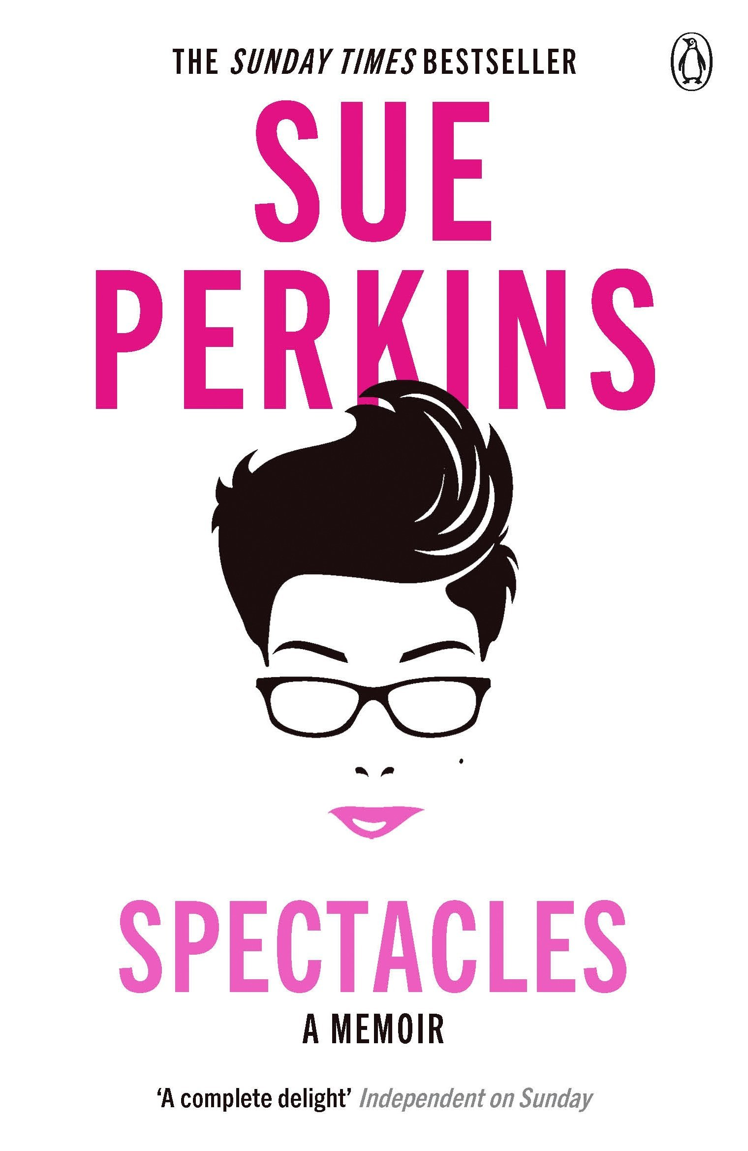 Thumbnail image for I read Spectacles; Can I be Sue Perkins' friend, please?