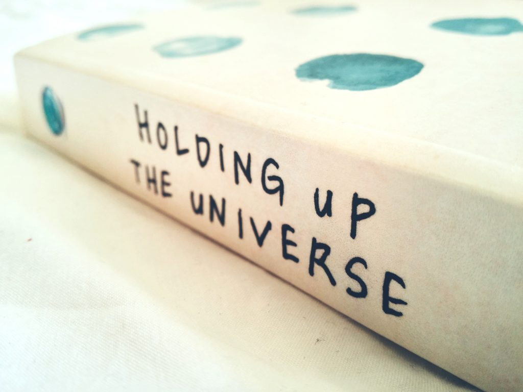Book Review Holding Up The Universe 2